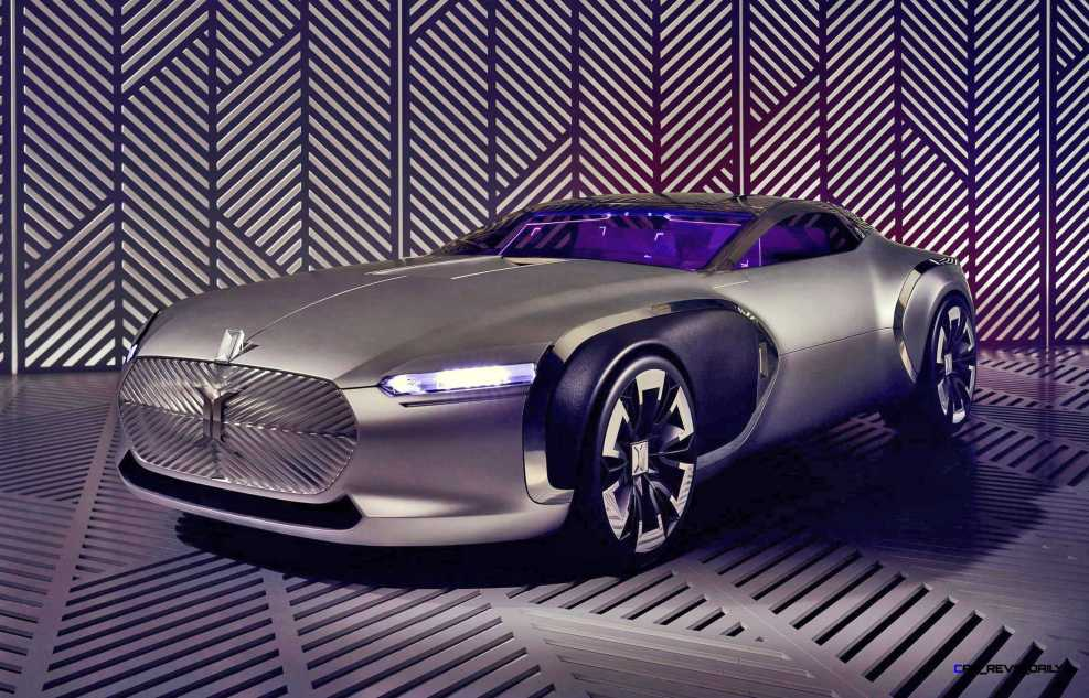 2015 Renault COUPE CORBUSIER Concept 4