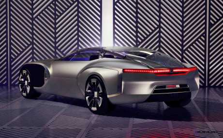2015 Renault COUPE CORBUSIER Concept 5
