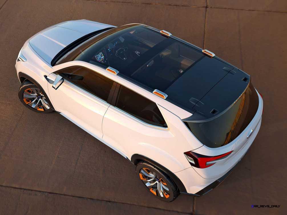 2015 Subaru VIZIV Future Concept 2