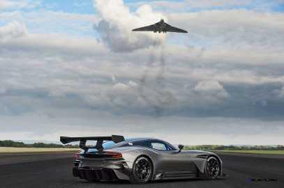 2016 Aston Martin VULCAN meets Avro VULCAN Bomber 4