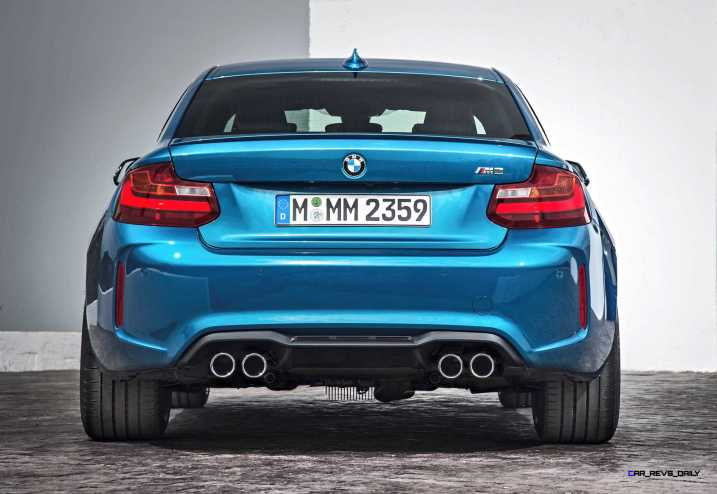 2016 BMW M2 13