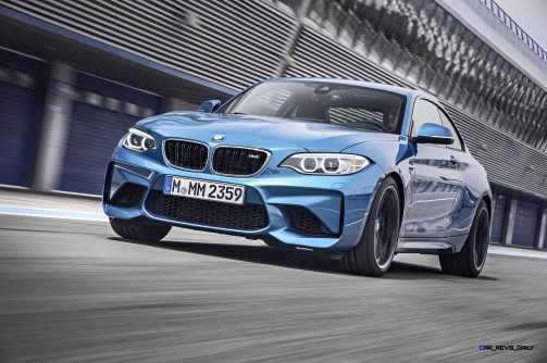 2016 BMW M2 28