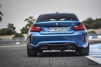 2016 BMW M2 34