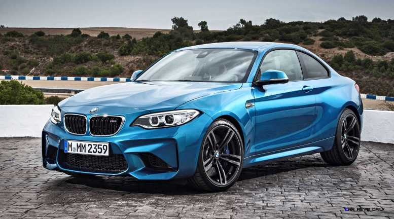 2016 BMW M2 39