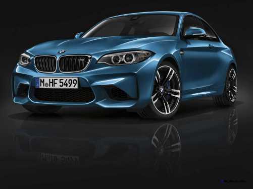 2016 BMW M2 46