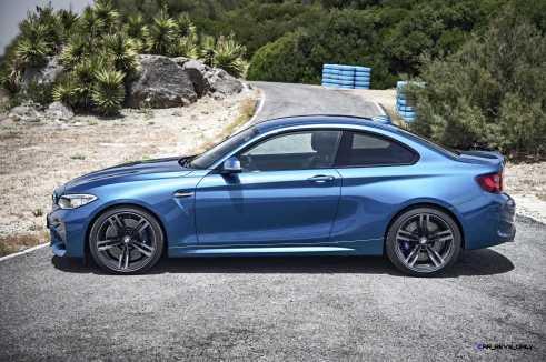 2016 BMW M2 5