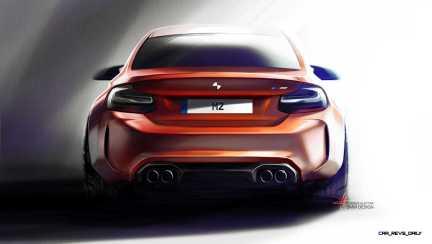 2016 BMW M2 63