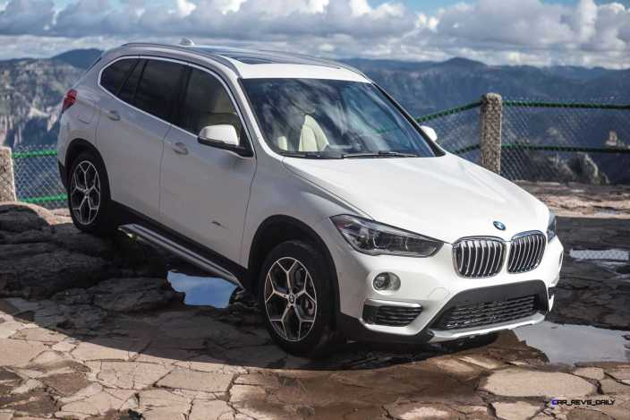 2016 BMW X1 xDrive28i Copper Canyon Mexico 28