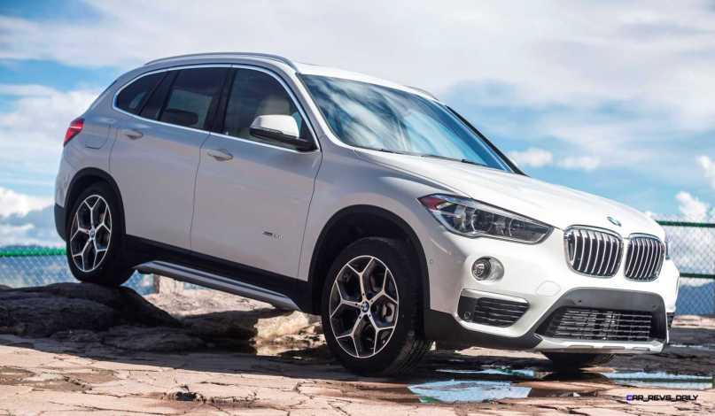 2016 BMW X1 xDrive28i Copper Canyon Mexico 29