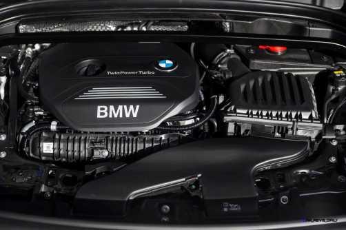 2016 BMW X1 xDrive28i Copper Canyon Mexico 33
