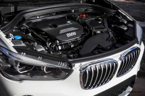 2016 BMW X1 xDrive28i Copper Canyon Mexico 35