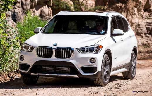 2016 BMW X1 xDrive28i Copper Canyon Mexico 55