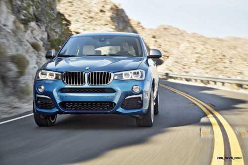 2016 BMW X4 M40i 1