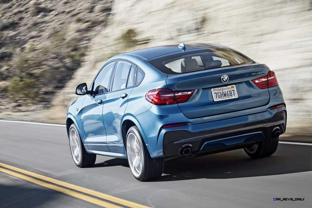 2016 BMW X4 M40i 17