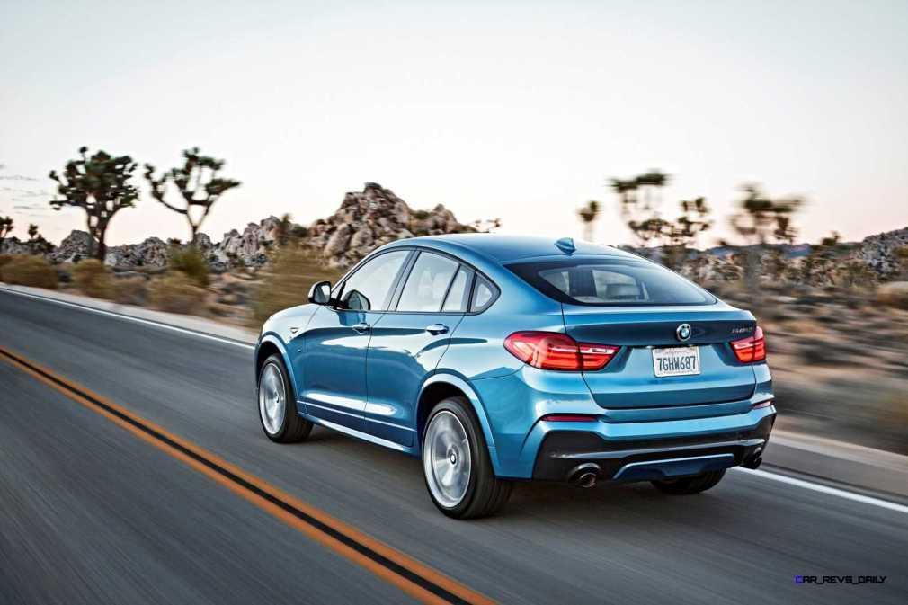 2016 BMW X4 M40i 24