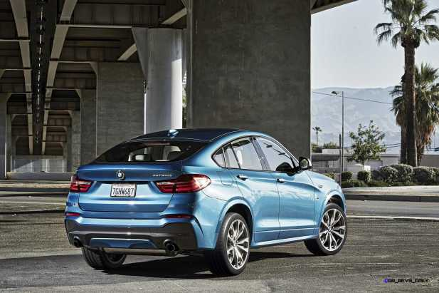 2016 BMW X4 M40i 30