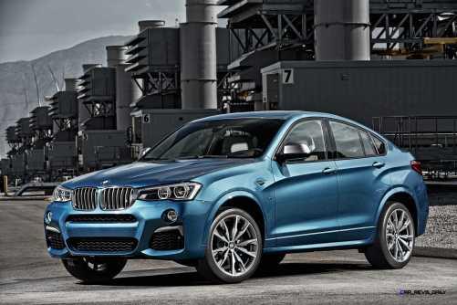 2016 BMW X4 M40i 34