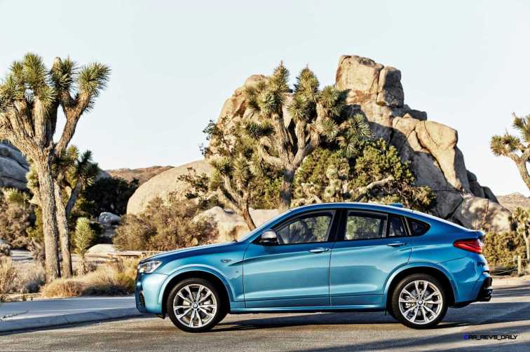2016 BMW X4 M40i 49