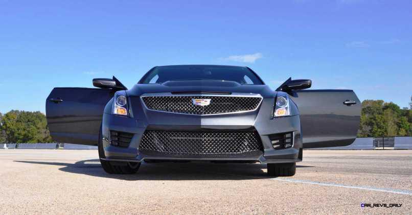 2016 Cadillac ATS-V Coupe 14