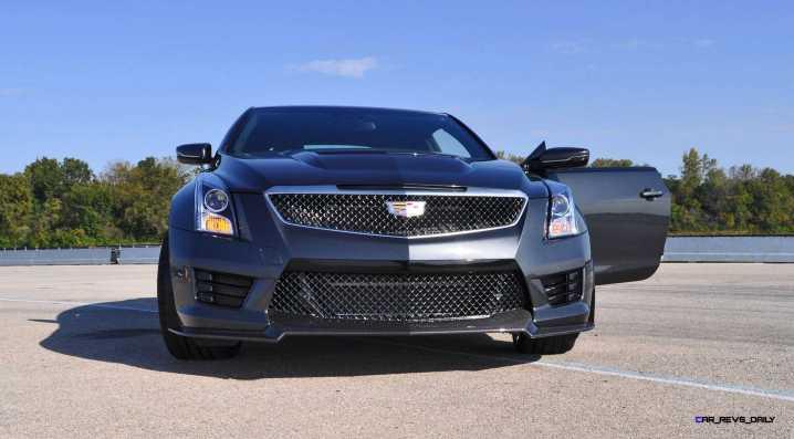 2016 Cadillac ATS-V Coupe 5