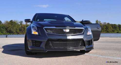 2016 Cadillac ATS-V Coupe 6