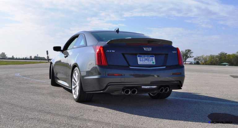 2016 Cadillac ATS-V Coupe 69