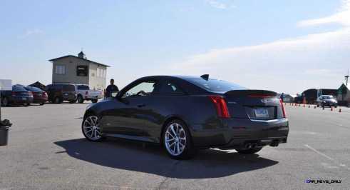 2016 Cadillac ATS-V Coupe 88