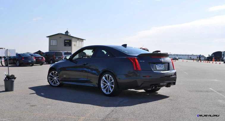 2016 Cadillac ATS-V Coupe 89