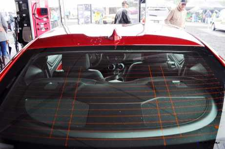2016 Chevrolet CAMARO SS Shows Chisel-Flow Redesign at Petit Le Mans 22