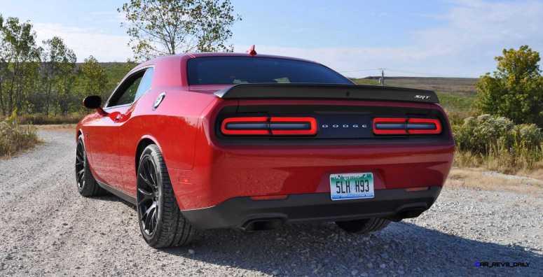 2016 Dodge Challenger SRT Hellcat 52