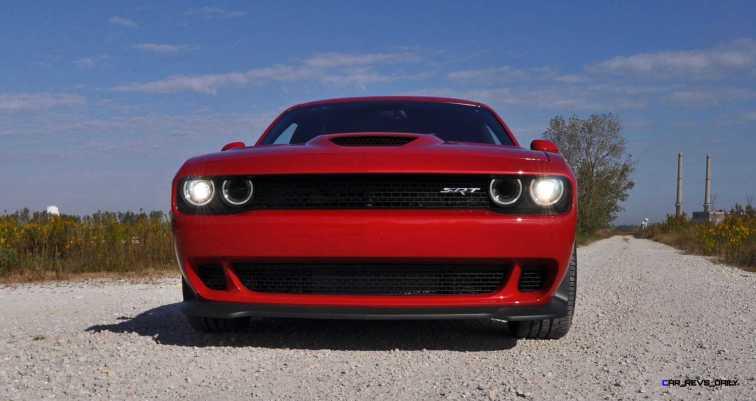 2016 Dodge Challenger SRT Hellcat 65