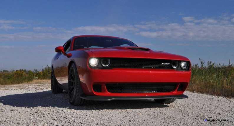 2016 Dodge Challenger SRT Hellcat 70
