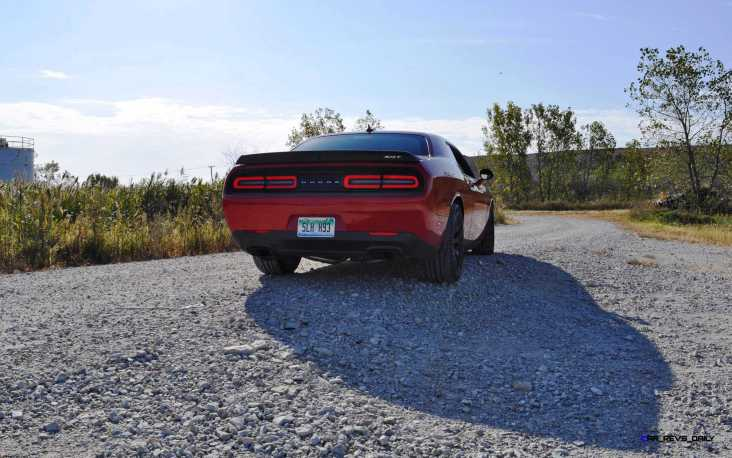 2016 Dodge Challenger SRT Hellcat 97