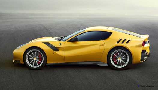 2016 Ferrari F12tdf GTO 1