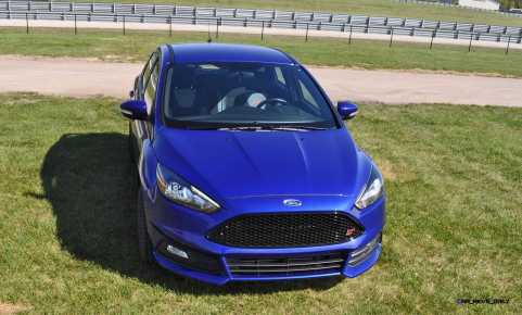 2016 Ford FOCUS ST Kona Blue 99