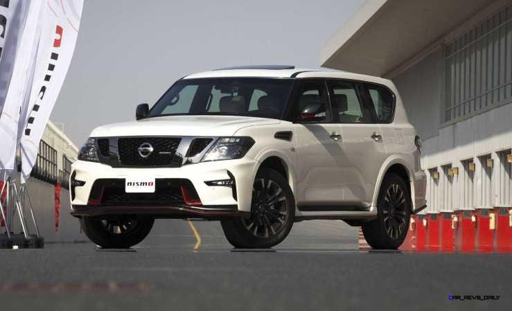 2016 Nissan Patrol NISMO 14