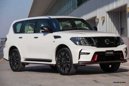 2016 Nissan Patrol NISMO 29