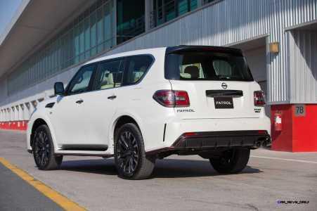 2016 Nissan Patrol NISMO 30