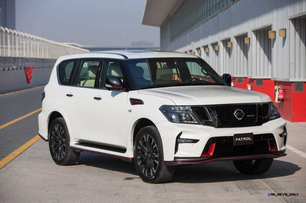 2016 Nissan Patrol NISMO 31