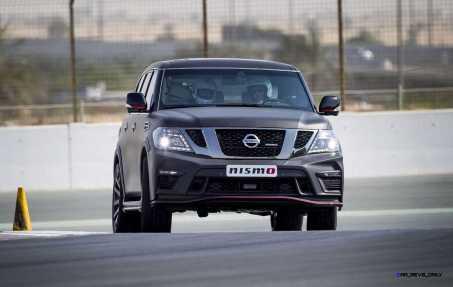 2016 Nissan Patrol NISMO Black 14