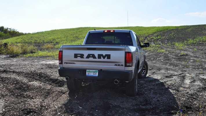 2016 RAM Rebel Silver 44
