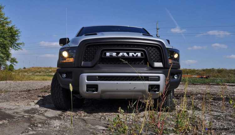 2016 RAM Rebel Silver 7