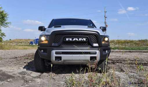 2016 RAM Rebel Silver 75