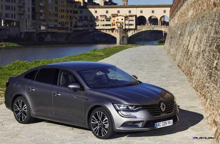 2016 Renault Talisman Pricing 10