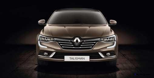 2016 Renault Talisman Pricing 2