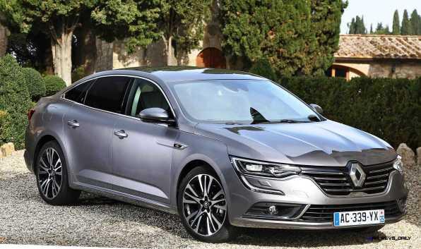 2016 Renault Talisman Pricing 47