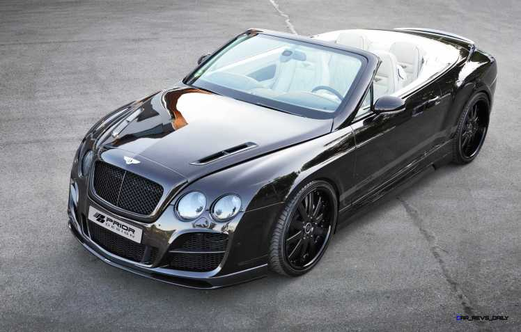 Bentley Continental GTC by PRIOD DESIGN 10