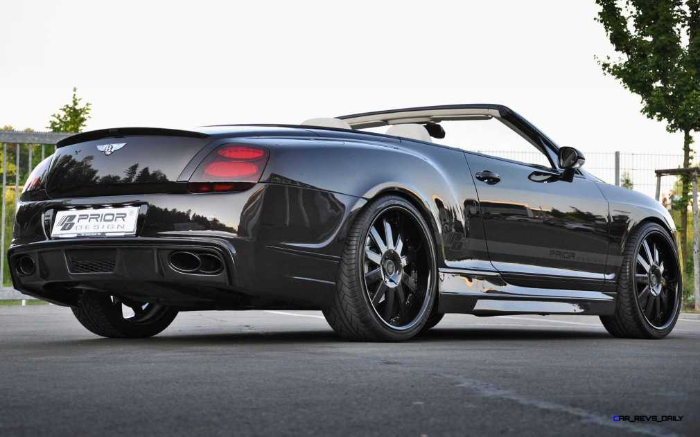 Bentley Continental GTC by PRIOD DESIGN 8