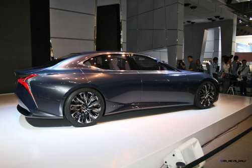 Lexus LF-FC-7 copy
