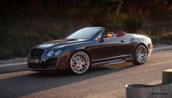 Prior Design Bentley Continental GT GTC Aerodynamics in gloss black_6710914665_o
